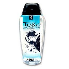 SHUNGA TOKO AQUA LUBRICANTE NATURAL 165ml
